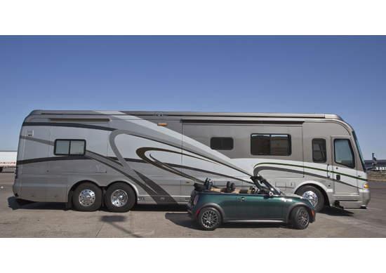2005 Country Coach Magna 42 Monet In Colorado Class A
