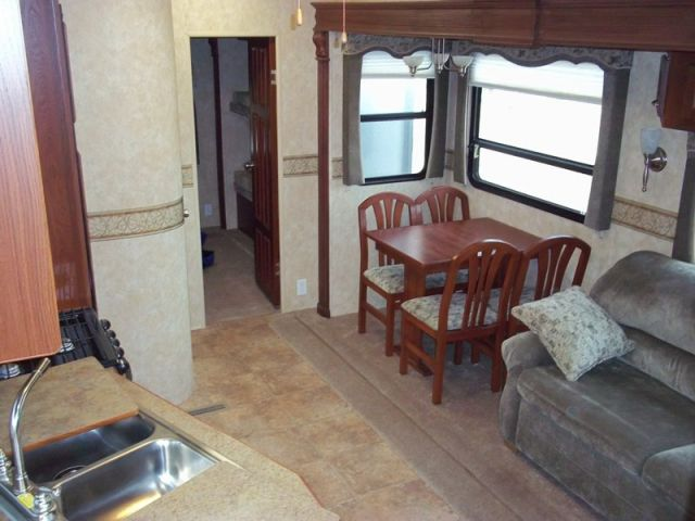 2008 Kz Durango Lx D3556px4 In Kansas Fifth Wheel