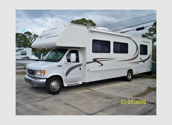 2003 Four Winds Chateau In Florida Class C Motorhome