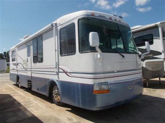 2000 Rexhall Anthem diesel pusher w/low miles Class A Motorhome