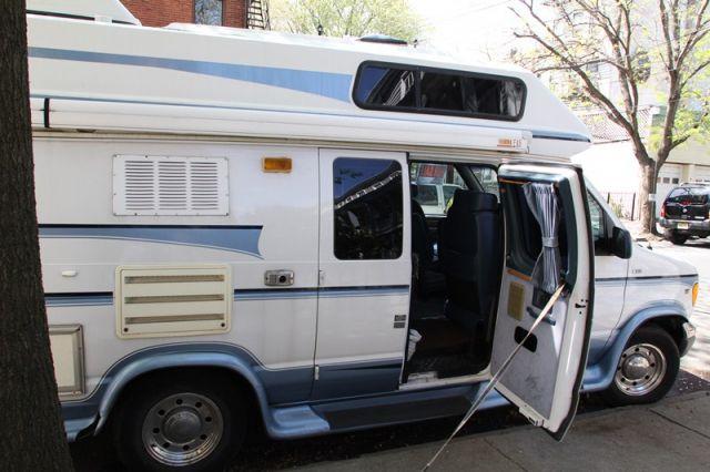 2000 Ford Coachmen Class B | Financing Available Class B ...
