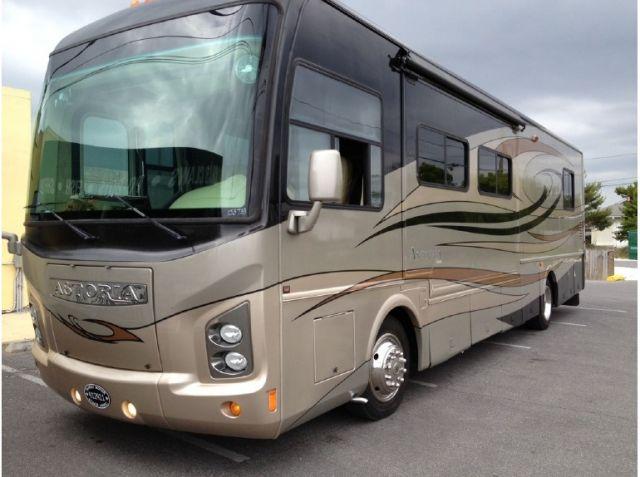 2007 damon astoria 3679 financing available class a for Loudon motors minerva ohio