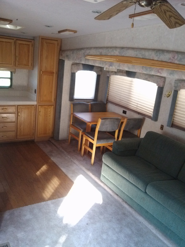 1995 National Sea Breeze In California Fifth Wheel