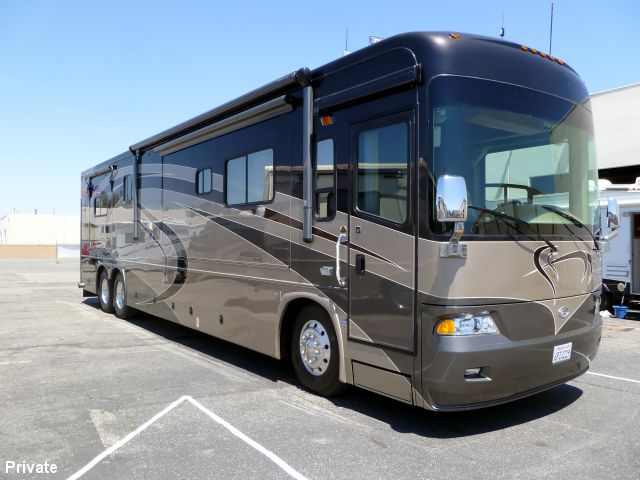 2005 country coach allure 470 class a motorhome for Best motor coach reviews