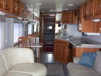 1998 Holiday Rambler Endeavor Diesel Pusher Class A Motorhome
