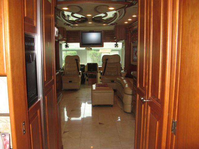 2008 Tiffin Quot Zephyr Quot 45 4 Slides Class A Motorhome